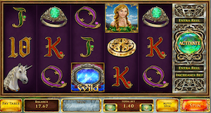 Play online slots at Dealers Casino