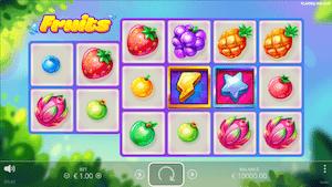 Online Slots Fruit