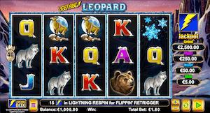 Lightning Leopard Online Slot