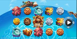 Wild Plunder online slot game
